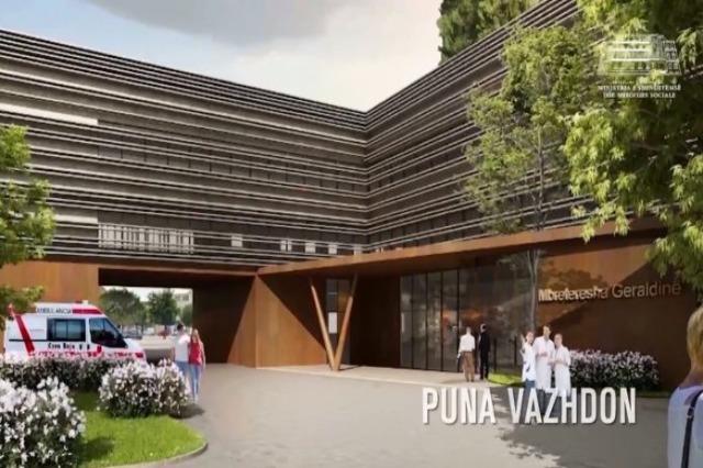 Vazhdon puna për rindërtimin e spitaleve moderne nga veriu në jug