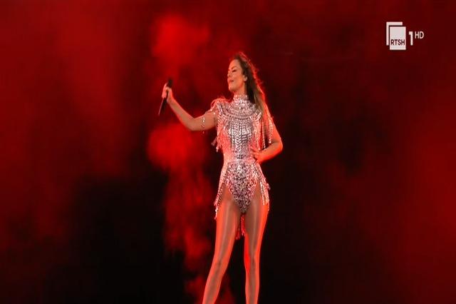Peristeri shkëlqen në Eurosong