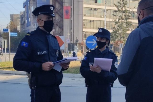 Kosovë, 924 gjoba për mosrespektimin të masave antiCovid
