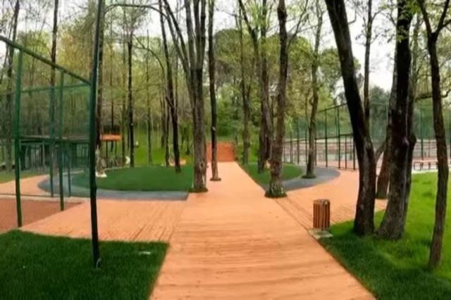 Parku i Liqenit Artificial të Tiranës, hapësirë rekreative shumëfunksionale