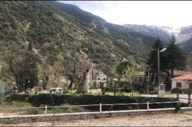 Nje dite pranvere prane banoreve te fshatit Sotire