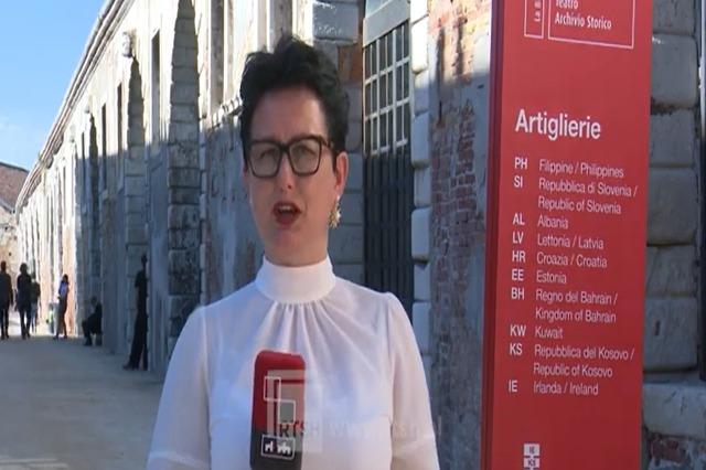 Shqipëria në Bienalen e Venecias