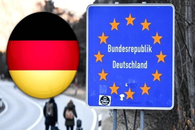 Gjermania kufizon udhëtimet drejt Britanisë