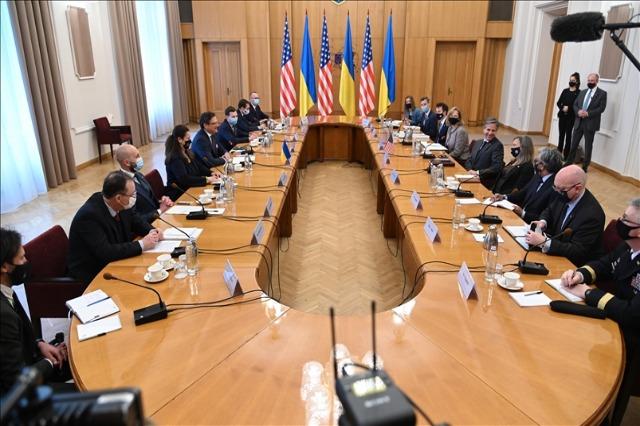 Forcimi i lidhjeve Ukrainë-SHBA, kontribut për sigurinë në rajonin euroatlantik