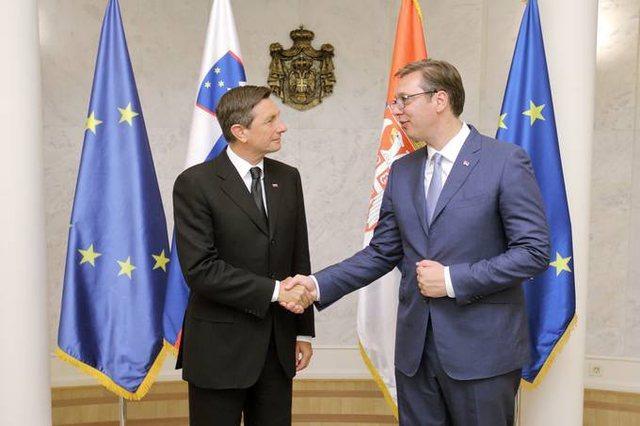 Pahor në Serbi: Vendet e Ballkanit, bashkë në BE