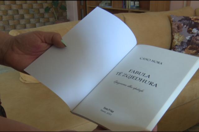 Autori gjirokastrit Çano Nora nxjerr  në dritë librin e katërt me fabula
