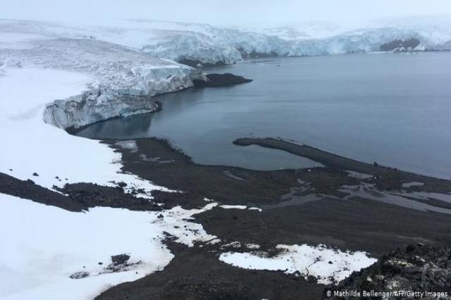 Antarktida në prag të katastrofës klimatike