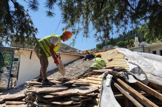 Muzeu Etnografik i Gjirokastrës në proces restaurimi