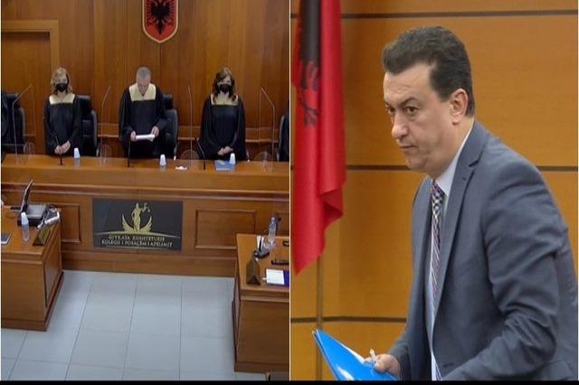 Vettingu/ KPA rrëzon vendmin e parë, shkarkohet prokurori, Anton Martini