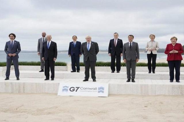 Londër, Johnson: Deklarata e G7 për pandemitë e ardhshme një moment historik