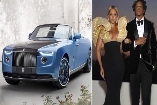 Jay-Z dhe Beyonce janë pronarët e makinës më të shtrenjtë në botë