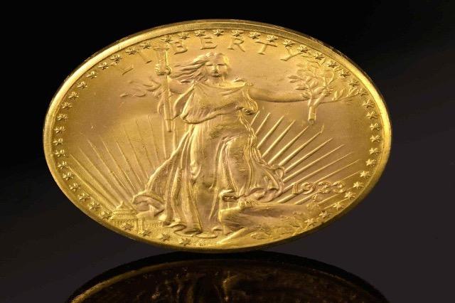 Çmenduri, monedha me vlerë 20 dollarë shitet për afro 19 milionë dollarë