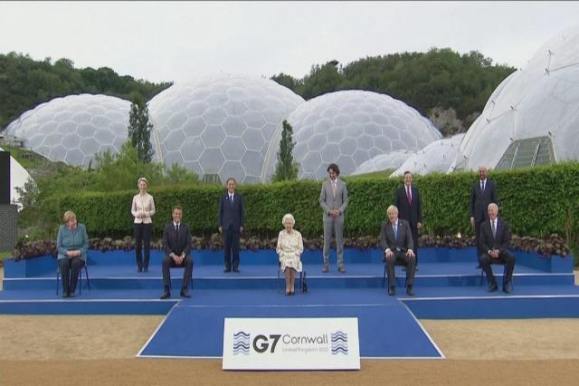 Samitit  G7 në ditën e dytë