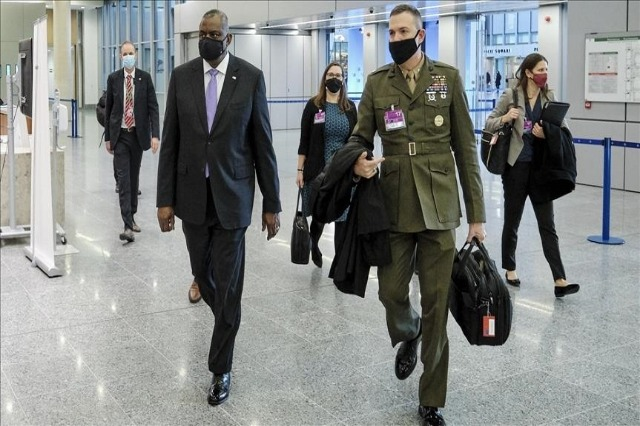 """Shefi amerikan i mbrojtjes: Tërheqja e SHBA-së nga Afganistani """"po ecën mirë"""""""