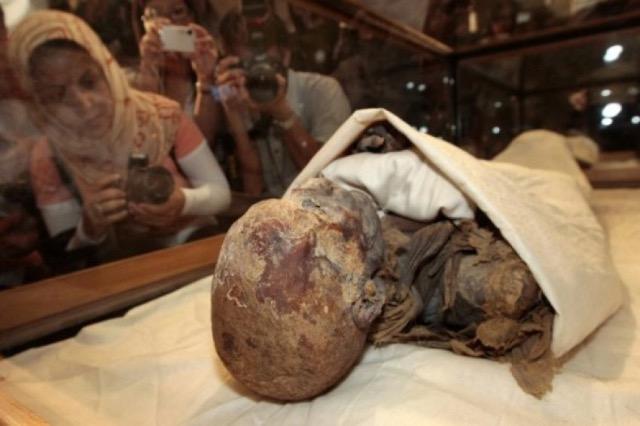 Spitali italian përdor CT për zbulimin e sekreteve të mumies egjiptiane