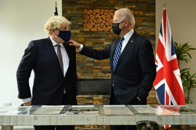 Johnson: Marrëdhënia me SHBA-në solide
