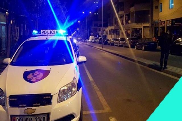 Tiranë, të shtëna me armë zjarri pas mesnatës, plagoset 34-vjeçari, arrestohet një nga autorët