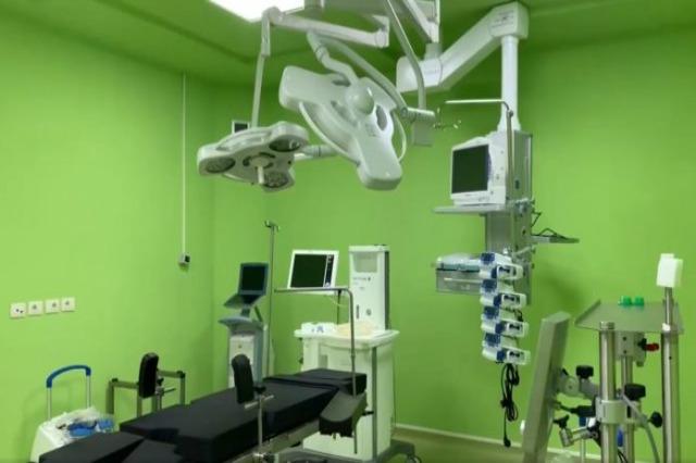 """Laborator modern për ndërhyrjet në zemër në spitalin """"Shefqet Ndroqi"""""""