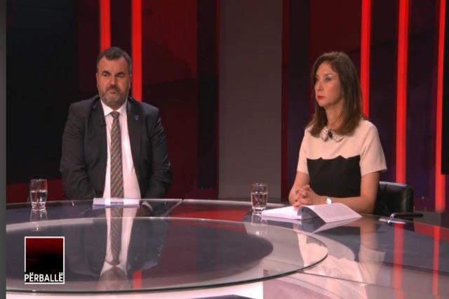 """Emisioni """"Përballë"""" në RTSH, Ballanca: Reforma në Drejtësi duhet të kishte një qasje tjetër"""