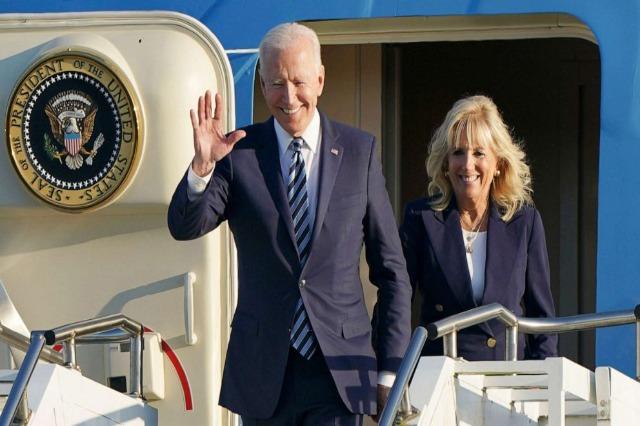 Presidenti Biden në Britani, bisedime me kryeministrin Johnson dhe takimin e G7