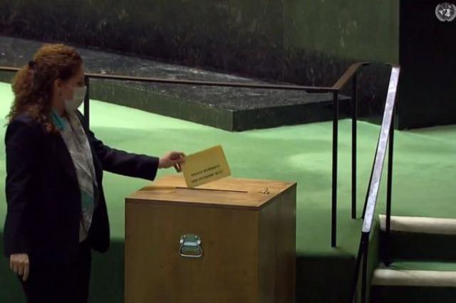 Shqipëria në KS të OKB-së, voton Xhaçka