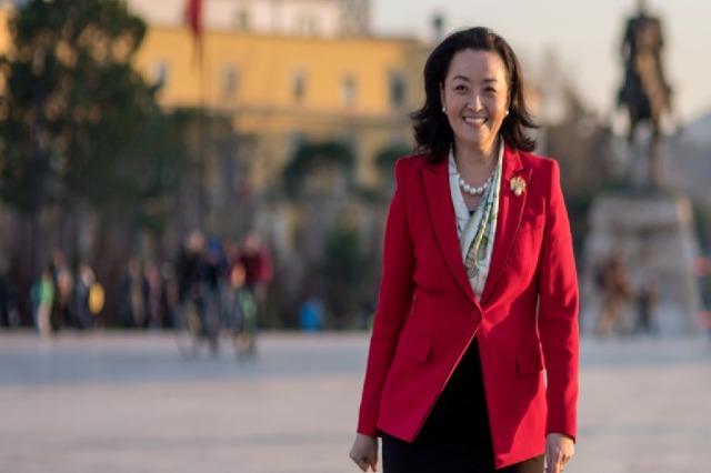 Zgjedhja e Shqipërisë në OKB, Yuri Kim: Urime!