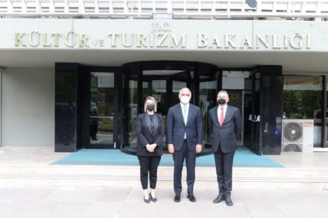 Shqipëri-Turqi, forcim i bashkëpunimit në fushën e trashëgimisë kulturore dhe turizmit