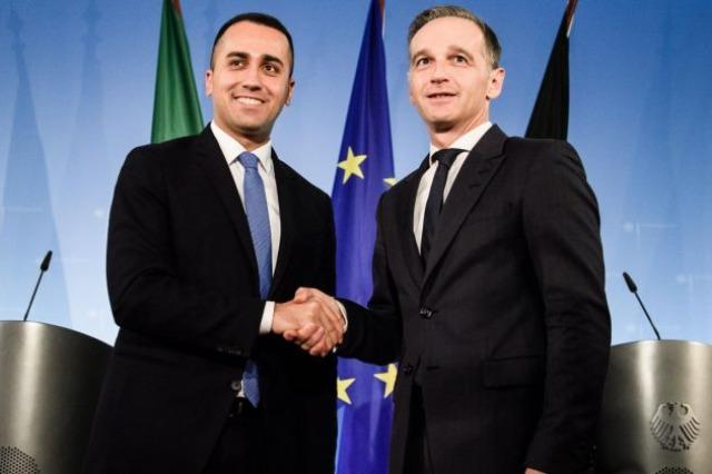 Itali, Di Maio & Maas: Europa e së ardhmes e fortë, gjithëpërfshirëse dhe e qëndrueshme
