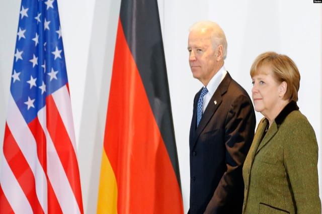 Kancelarja gjermane Merkel viziton Uashingtonin në korrik
