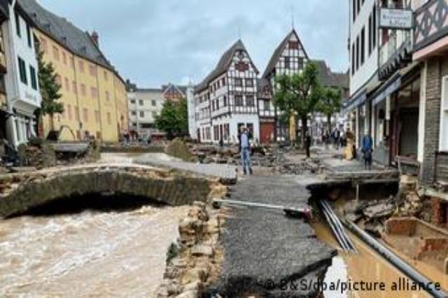Rritet numri i viktimave nga përmbytjet në Evropë