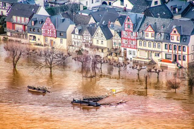FSK e gatshme të ndihmojë Gjermaninë pas përmbytjeve