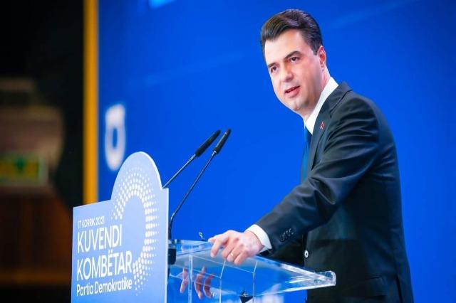 Basha: Jemi e vetmja shpresë për shqiptarët që kërkojnë ndryshim!