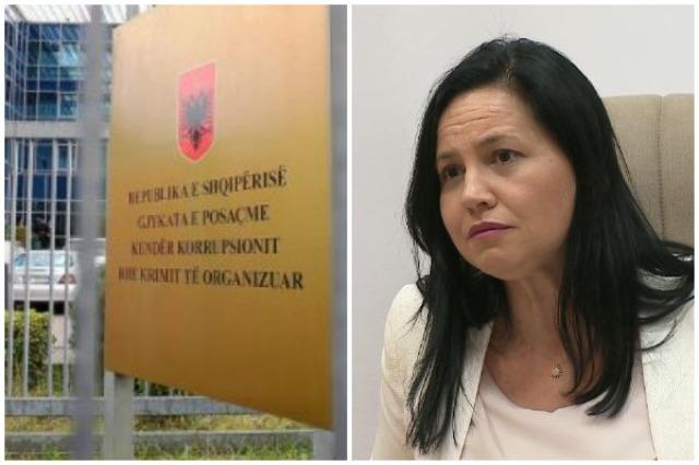 Korrupsioni çon në arrest shtëpie ish-zv.ministren e Brendshme Rovena Voda