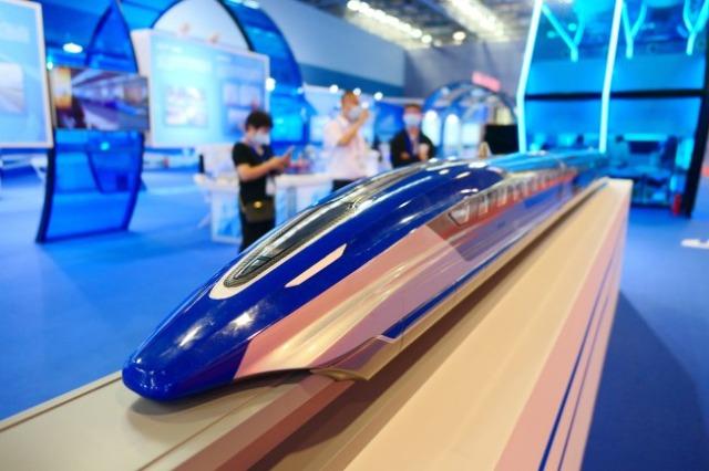 Kinë, prodhohet treni i parë maglev me shpejtësi 600 km/orë