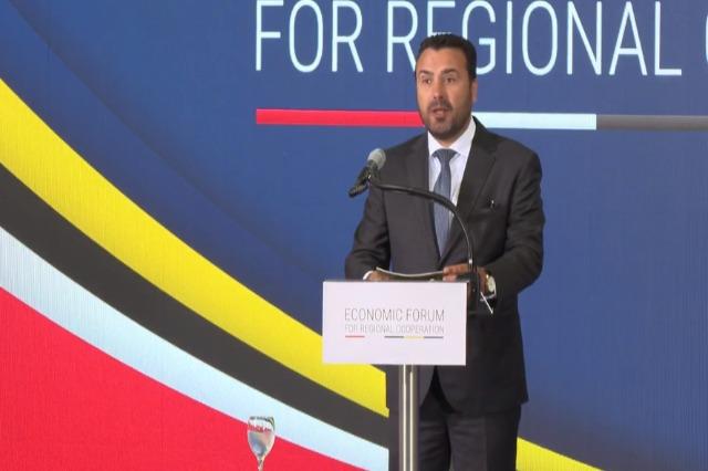 """Zaev në Forumin e Shkupit: """"Vendet tona duhet të ecin para!"""""""