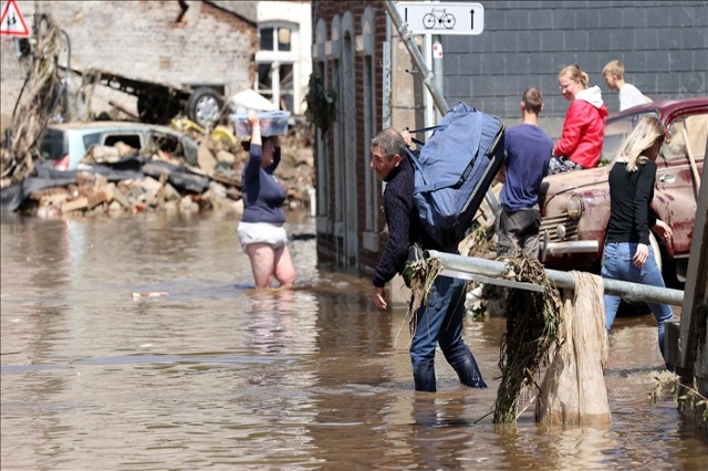 Belgjikë, rritet në 37 numri i të vdekurve nga përmbytjet