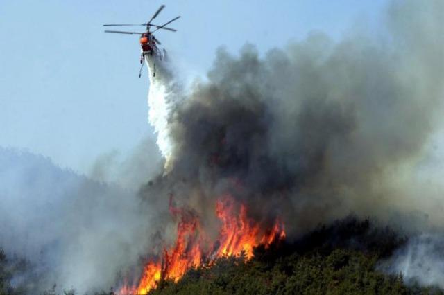 Qipro nën pushtimin e zjarrit, kërkohet ndihmë nga Izraeli dhe BE
