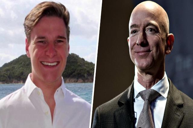 """Udhëtimi me """"Blue Origin"""", Jeff Bezos do të shoqërohet nga një 18-vjeçar në udhëtimin e tij në hapësirë"""