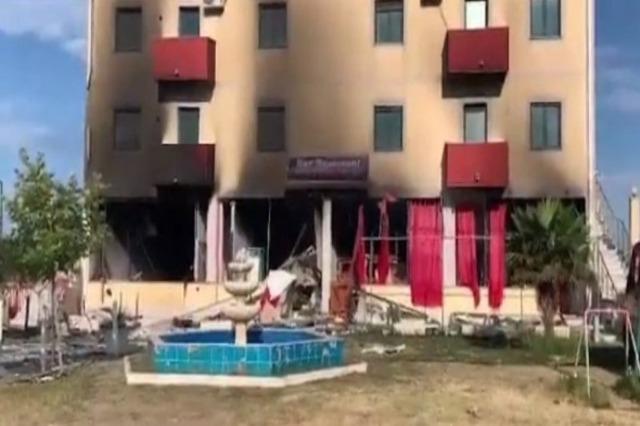 Humb jetën një prej të plagosurve nga shpërthimi i bombolës së gazit 1 javë më parë në Velipojë