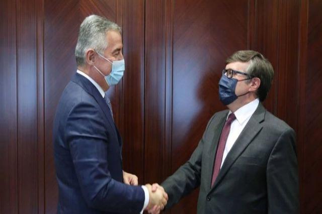 Palmer: Stabiliteti i Ballkanit Perëndimor çështje parësore për SHBA