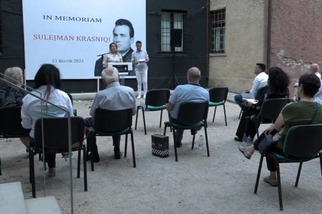 Përkujtohet shkrimtari Sulejman Krasniqi