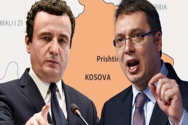 Përfundon takimi mes Kurtit dhe Vuçiç, asnjë përparim
