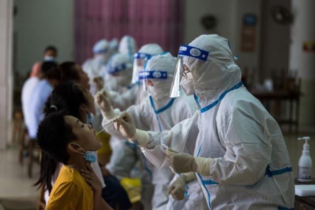 Instituti i studimit të politikave i CGTN-it publikon analizën për situatën epidemike ndërkombëtare