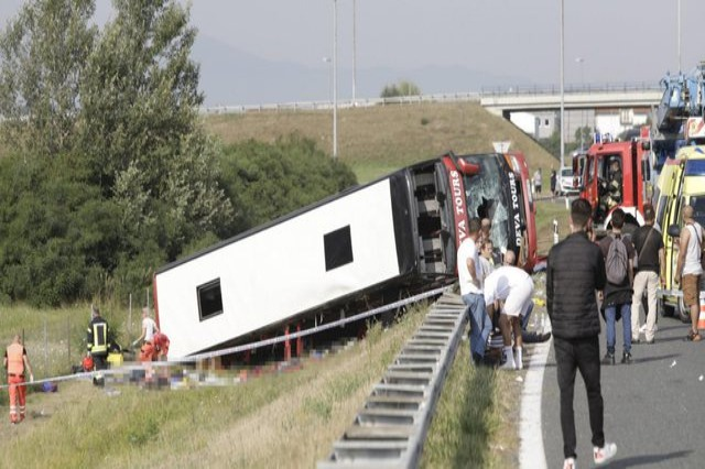Zyrtare/ Aksidenti në Kroaci: Ishin 67 pasagjerë nga Kosova, 10 viktima në mes tyre shoferi