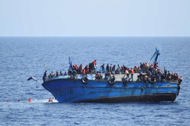 Kretë, fundoset anija me 45 refugjatë sirianë