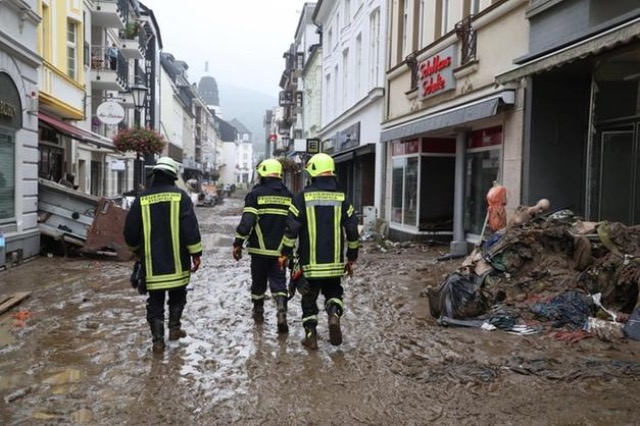 Gjermani – Qeveria vendos ofrimin e ndihmës për përmbytjet