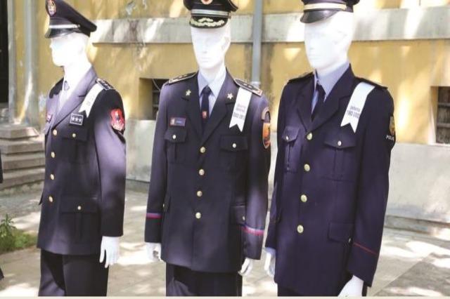 """Rreth 3 mijë euro kostoja e uniformës,  Sindikata e Policisë: """"Jashtë çdo standardi për secilën stinë"""""""
