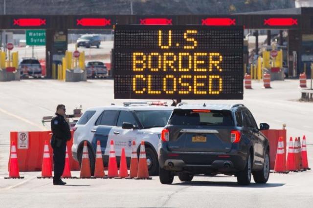 SHBA zgjat mbylljen e pjesshme të kufirit me Meksikën