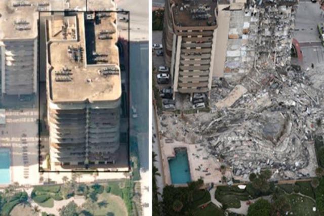 Shuhen shpresat për të mbijetuar nën rrënoja në Florida