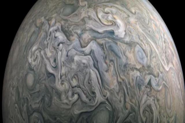 NASA publikon pamje të detajuara të Jupiterit dhe Ganymede